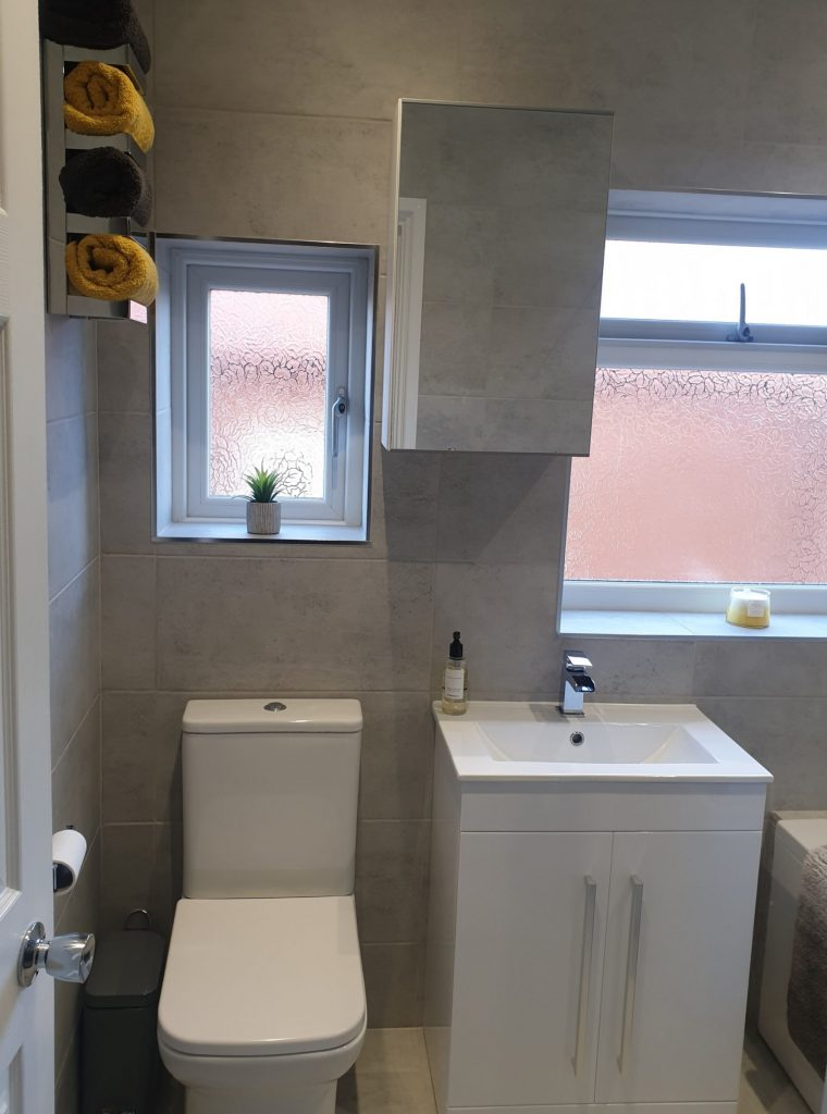 bathroom modernisation leeds 3